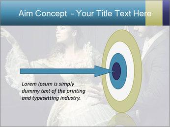 Ball Dance PowerPoint Template - Slide 83