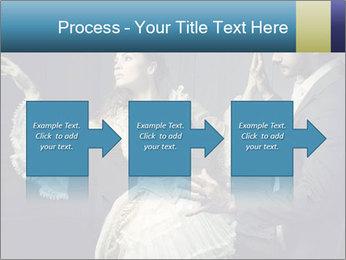 Ball Dance PowerPoint Template - Slide 88