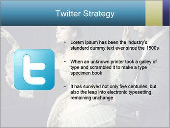 Ball Dance PowerPoint Template - Slide 9