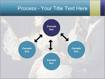 Ball Dance PowerPoint Template - Slide 91