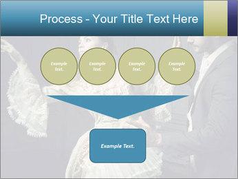 Ball Dance PowerPoint Template - Slide 93