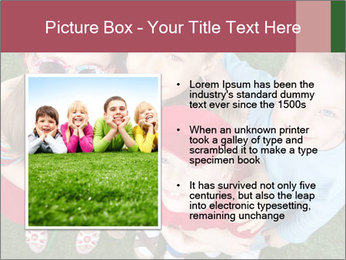 Funny Small Kids PowerPoint Template - Slide 13
