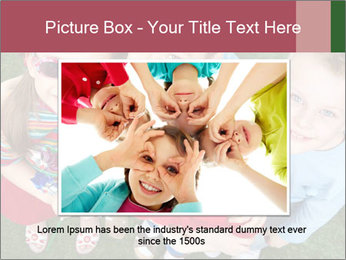 Funny Small Kids PowerPoint Template - Slide 15