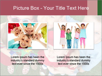 Funny Small Kids PowerPoint Template - Slide 18