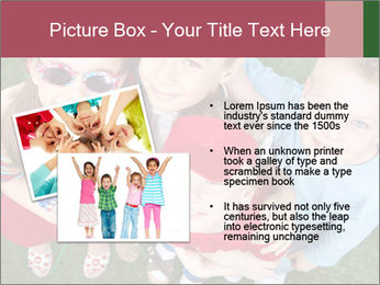 Funny Small Kids PowerPoint Template - Slide 20