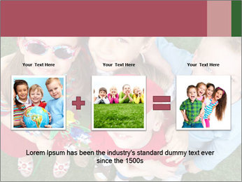 Funny Small Kids PowerPoint Template - Slide 22