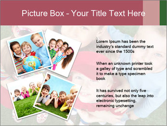 Funny Small Kids PowerPoint Template - Slide 23