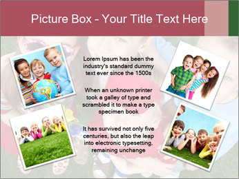 Funny Small Kids PowerPoint Template - Slide 24