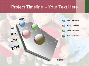 Funny Small Kids PowerPoint Template - Slide 26