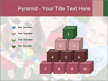 Funny Small Kids PowerPoint Template - Slide 31