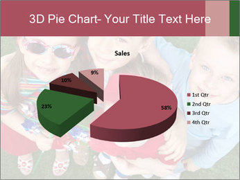 Funny Small Kids PowerPoint Templates - Slide 35