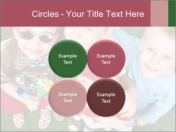Funny Small Kids PowerPoint Templates - Slide 38