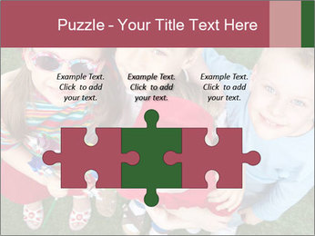 Funny Small Kids PowerPoint Templates - Slide 42