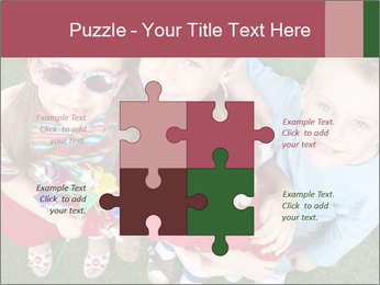 Funny Small Kids PowerPoint Template - Slide 43