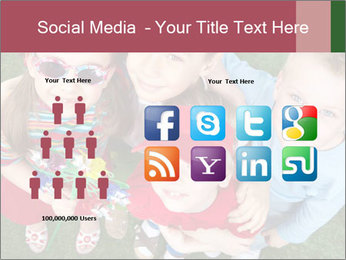 Funny Small Kids PowerPoint Templates - Slide 5