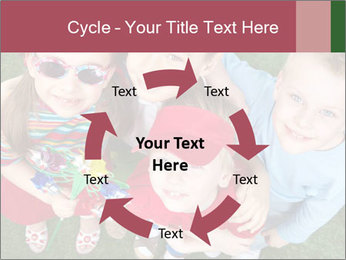 Funny Small Kids PowerPoint Template - Slide 62