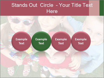 Funny Small Kids PowerPoint Templates - Slide 76