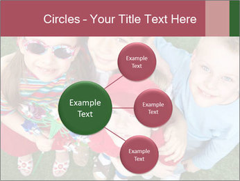 Funny Small Kids PowerPoint Template - Slide 79