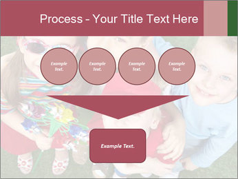 Funny Small Kids PowerPoint Template - Slide 93