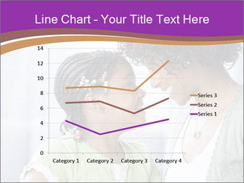 African American mother and daughter smiling PowerPoint Templates - Slide 54