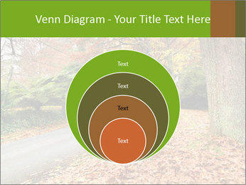 Car In Autumn Countryside PowerPoint Template - Slide 34