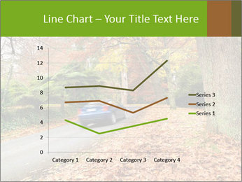 Car In Autumn Countryside PowerPoint Templates - Slide 54