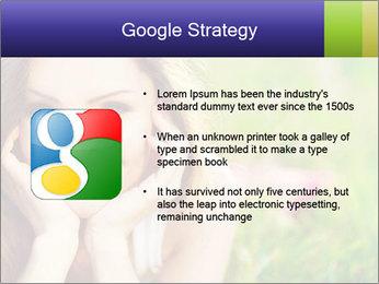 Blooming Woman PowerPoint Template - Slide 10