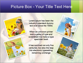 Blooming Woman PowerPoint Templates - Slide 24
