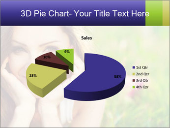 Blooming Woman PowerPoint Templates - Slide 35