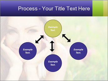 Blooming Woman PowerPoint Templates - Slide 91