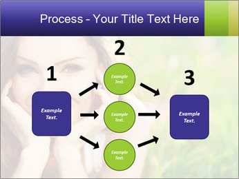 Blooming Woman PowerPoint Templates - Slide 92