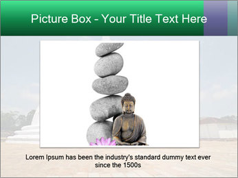 Sacred Buddhist Temple PowerPoint Templates - Slide 15