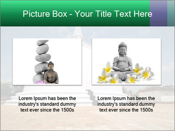 Sacred Buddhist Temple PowerPoint Templates - Slide 18