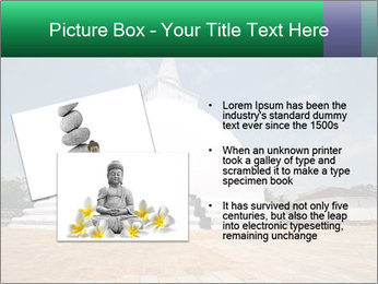 Sacred Buddhist Temple PowerPoint Template - Slide 20