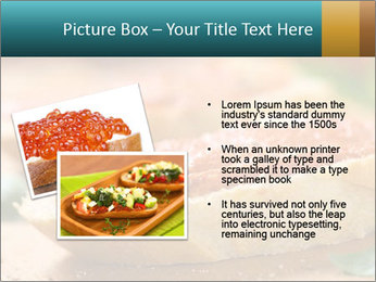 Bread With Tomato Topping PowerPoint Template - Slide 20
