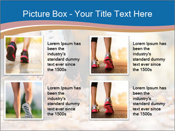 Jogging Workout PowerPoint Template - Slide 14