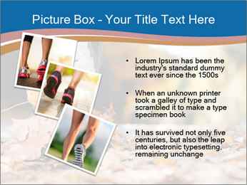 Jogging Workout PowerPoint Template - Slide 17