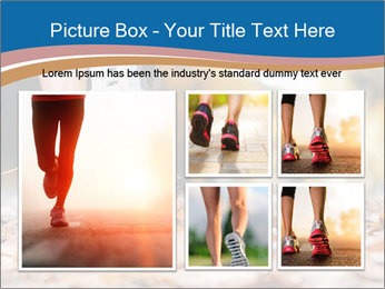 Jogging Workout PowerPoint Template - Slide 19