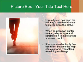 Running Woman In Red Light PowerPoint Template - Slide 13