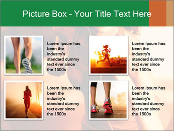 Running Woman In Red Light PowerPoint Template - Slide 14
