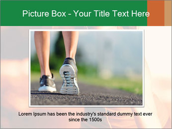 Running Woman In Red Light PowerPoint Template - Slide 15