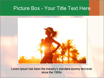 Running Woman In Red Light PowerPoint Template - Slide 16