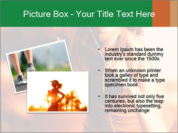 Running Woman In Red Light PowerPoint Template - Slide 20