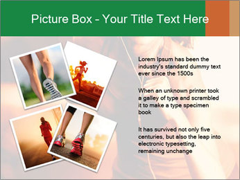 Running Woman In Red Light PowerPoint Template - Slide 23