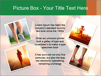 Running Woman In Red Light PowerPoint Template - Slide 24