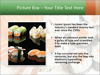 Japanese Restaurant PowerPoint Template - Slide 13