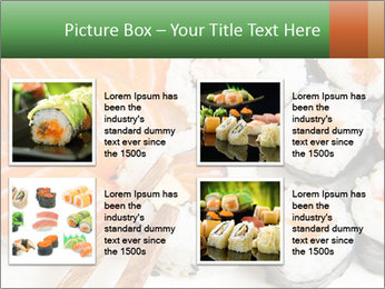 Japanese Restaurant PowerPoint Template - Slide 14