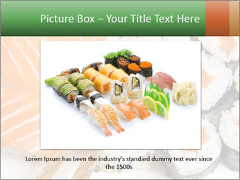 Japanese Restaurant PowerPoint Template - Slide 15