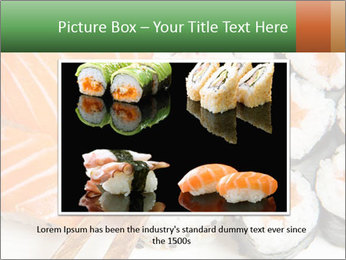 Japanese Restaurant PowerPoint Template - Slide 16