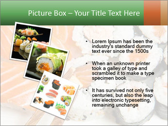 Japanese Restaurant PowerPoint Template - Slide 17